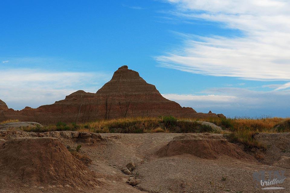 Fossils Trail at Badlands National Park