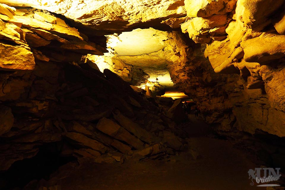 Tour through the Mammoth Cave National Park