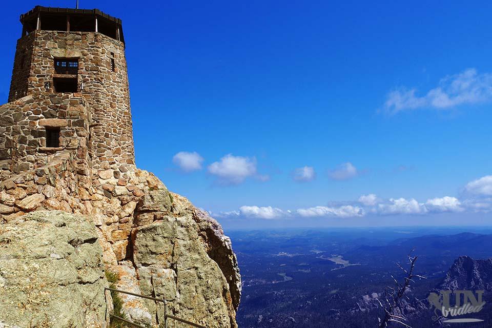 Tower on Harney Peak