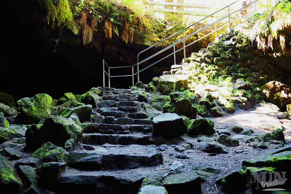 Ape Cave at Gifford Pinchot National Forest can be explored by yourself