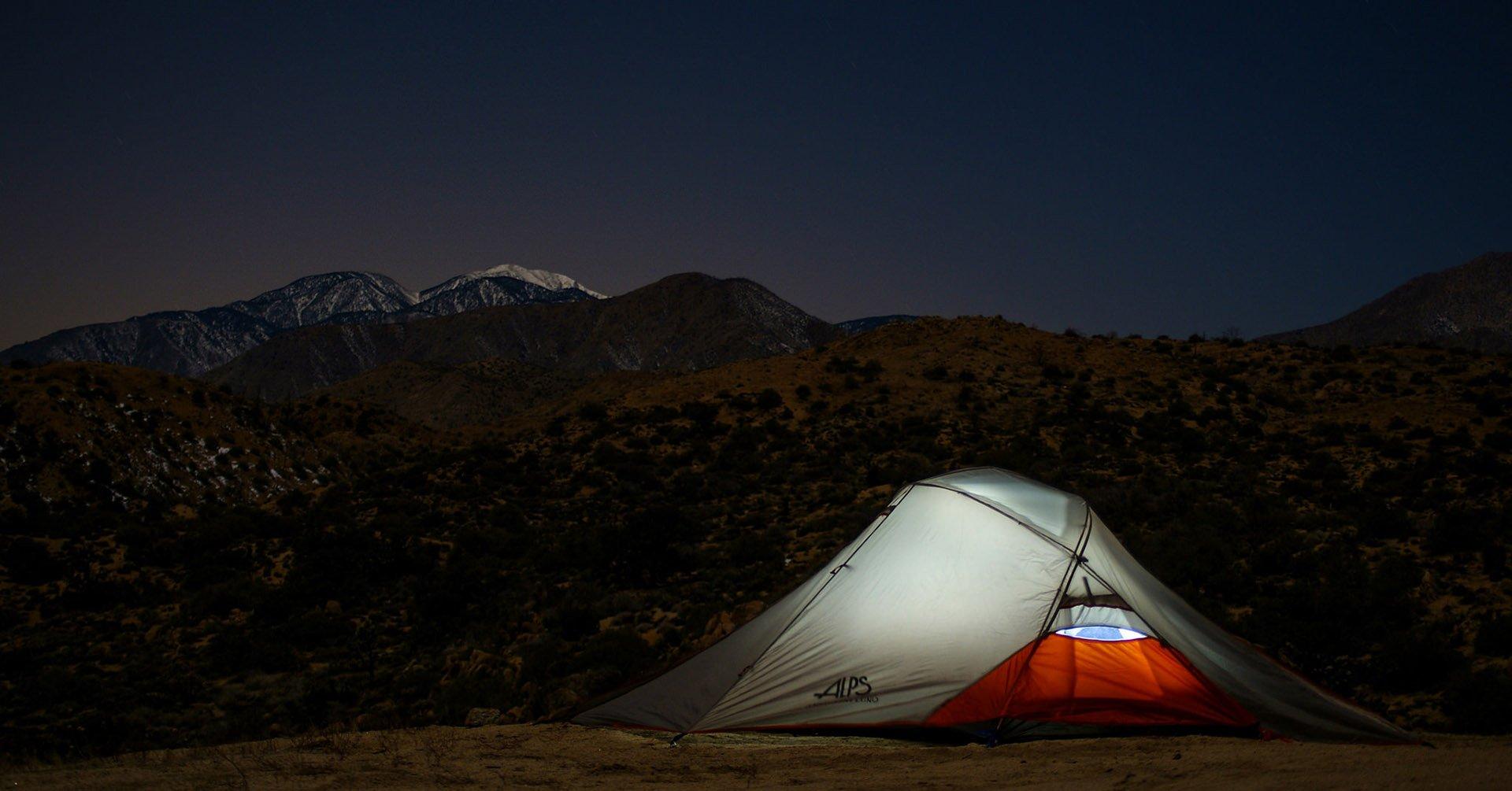 Die 20 schönsten Zeltplätze der USA – Zelten mit grandioser Aussicht