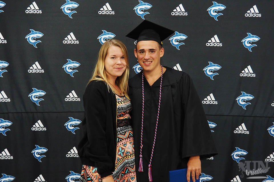 James' graduation - When we went from long-distance relationship to traveling together