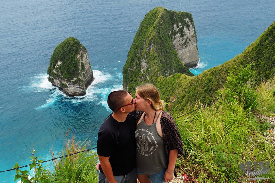 From long-distance relationship to traveling full-time together