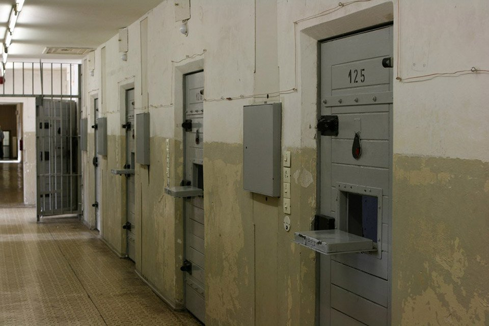Stasi-Knast in Berlin - Führung durch Zeitzeugen