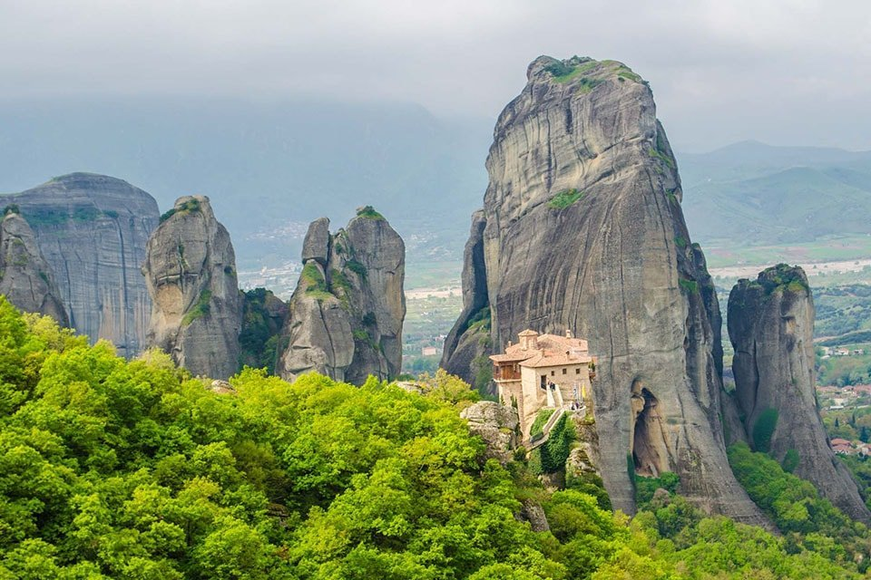 Meteora, Greece - Great outdoor activities in Greece