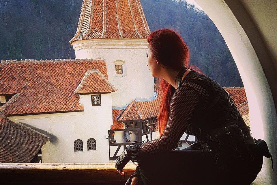 Castle Bran, Transylvania, Romania