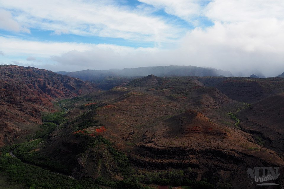 Waimea Canyon, Kauai - Pure adventures are waiting for you