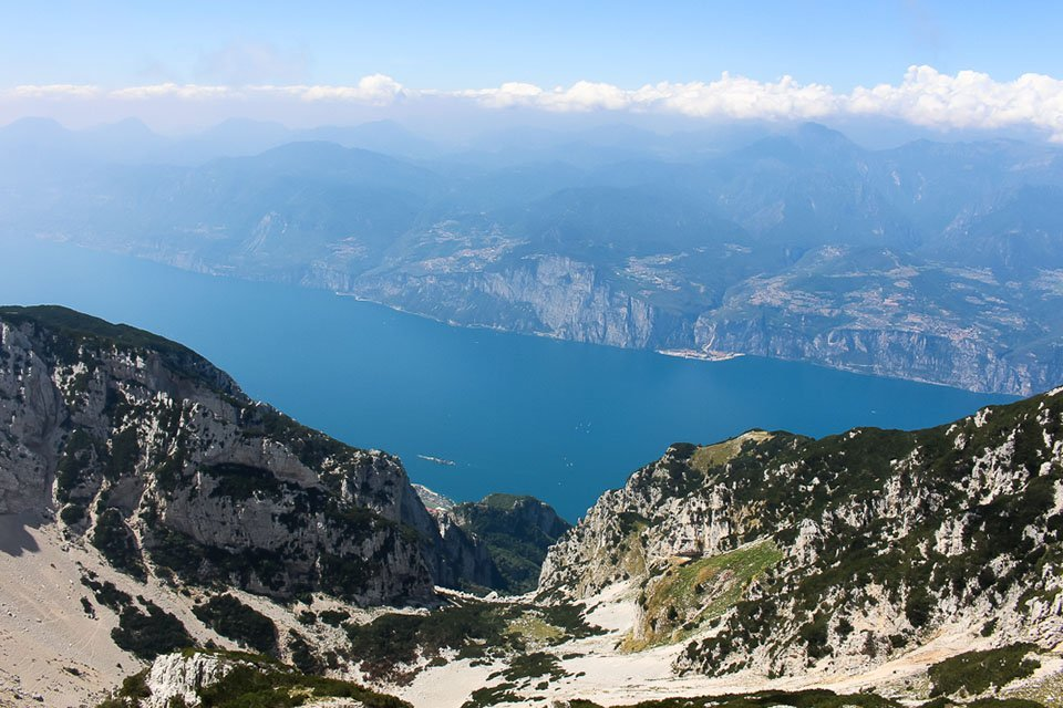 Gardasee in Italien - Großartiges Reiseziel für Outdoor-Junkies in 2018