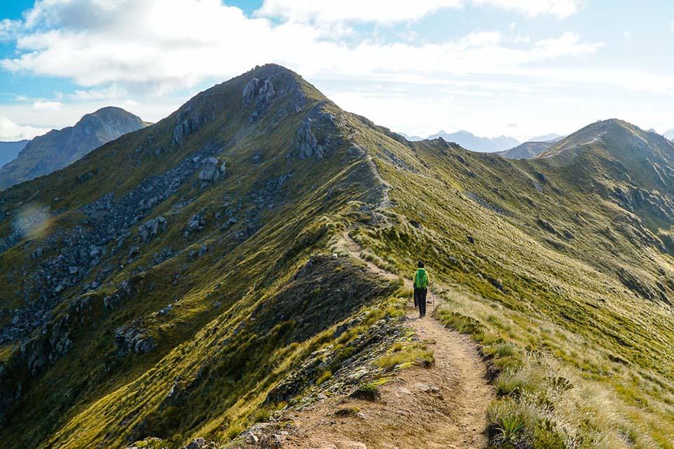 Berge in Neuseeland - Eines der besten Reiseziele für Outdoor-Junkies in 2018