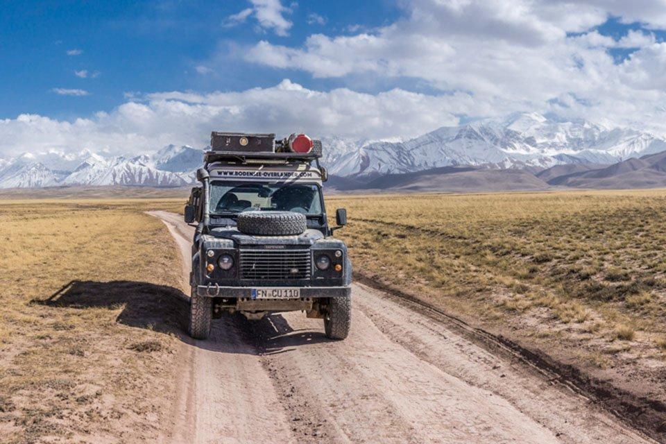 Offroaden in Kirgisistan - Eines der besten Reiseziele für Outdoor-Junkies in 2018