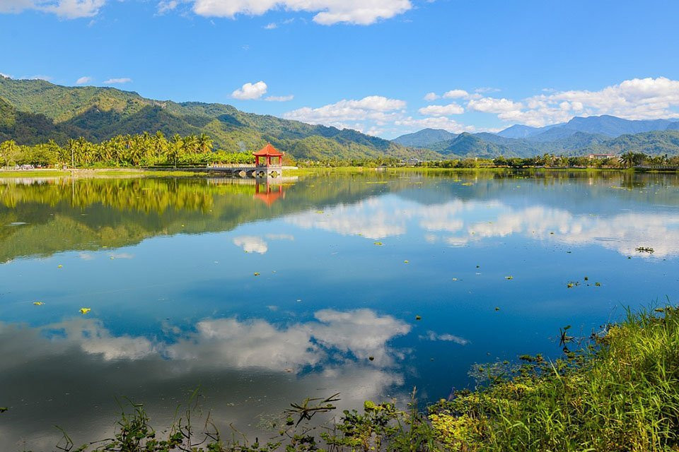Lake Zhongzheng, Taiwan - eines der besten Reiseziele für Outdoor-Junkies in 2018