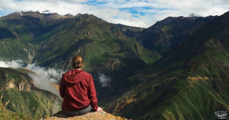 Mit einer wundervollen Aussicht auf eine der tiefsten Schluchten Perus ist der Colca Canyon einen Besuch wert
