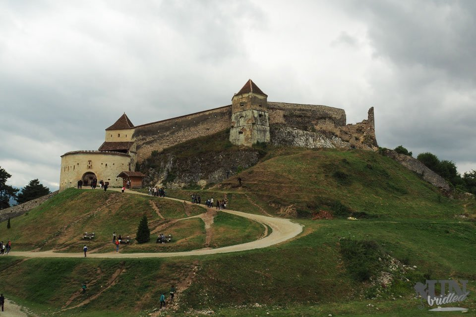Medieval fortress is part of the itinerary: Rasnov, Bran, and Peles in one day