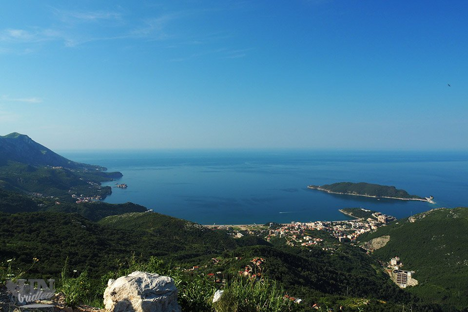 Coastal view in Montenegro makes it worth visiting